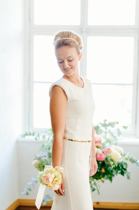 Hochzeit haarreif Haarschmuck Braut